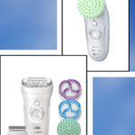 5-In-1 Epilator, Exfoliation And Skin Care System